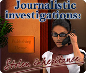 Journalistic Investigations: Stolen Inheritance for Mac Game
