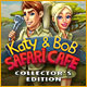 Katy and Bob: Safari Cafe Collector's Edition