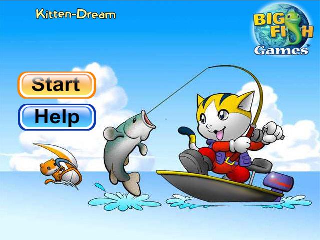 Image Kitten Dream
