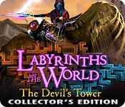 Labyrinths of the World: The Devil's Tower Collector's Edition for Mac Game