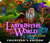 Labyrinths of the World: Fool's Gold Collector's Edition for Mac Game