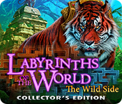 Labyrinths of the World: The Wild Side Collector's Edition for Mac Game