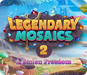 Legendary Mosaics 2: The Stolen Freedom for Mac Game