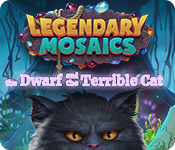 Legendary Mosaics: The Dwarf and the Terrible Cat for Mac Game