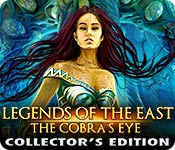 Legends of the East: The Cobra's Eye Collector's Edition for Mac Game