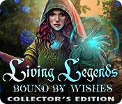 Living Legends: Bound by Wishes Collector's Edition for Mac Game