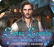 Living Legends: The Crystal Tear Collector's Edition for Mac Game