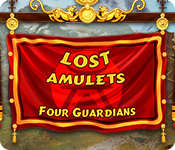 Lost Amulets: Four Guardians for Mac Game