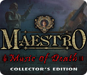 Enjoy the new game: Maestro: Music of Death Collector's Edition