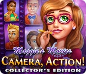 Maggie's Movies: Camera, Action! Collector's Edition for Mac Game