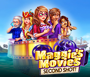 Maggie's Movies: Second Shot for Mac Game