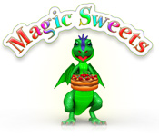 Magic Sweets for Mac Game