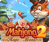 Mahjong Magic Islands 2