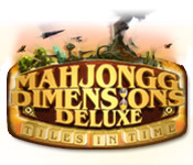 software puzzle games mahjong casual games  Mahjongg Dimensions Deluxe: Tiles in Time