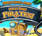 Match Three Pirates! Heir to Davy Jones for Mac Game