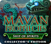 Mayan Prophecies: Ship of Spirits Collector's Edition for Mac Game