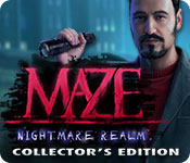 Maze: Nightmare Realm Collector's Edition for Mac Game