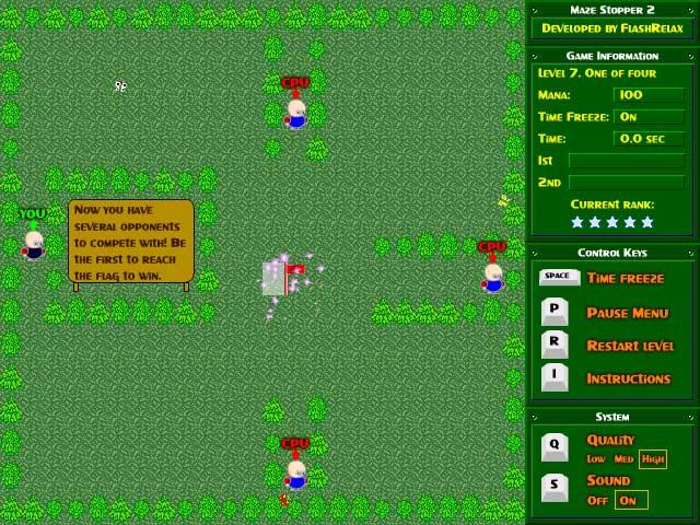 Image Maze Stopper 2
