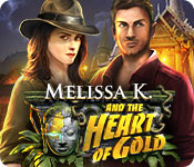Melissa K. and the Heart of Gold for Mac Game