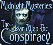 Midnight Mysteries: Edgar Allan Poe Conspiracy game