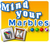 Mind Your Marbles Puzzle-Spiel