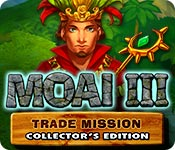 Moai 3: Trade Mission Collector's Edition for Mac Game