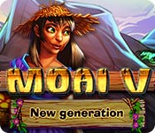 Moai V: New Generation for Mac Game
