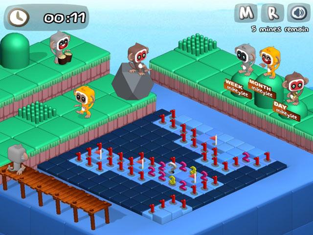 Image Monkey Mines