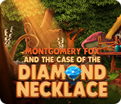 Montgomery Fox and the Case Of The Diamond Necklace for Mac Game