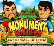 Monument Builders: Great Wall of China for Mac Game