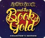 Mortimer Beckett and the Book of Gold Collector's Edition for Mac Game