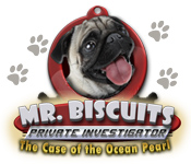 Mr. Biscuits and The Case of the Ocean Pearl