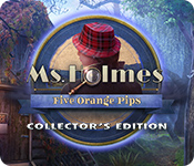 Ms. Holmes: Five Orange Pips Collector's Edition for Mac Game