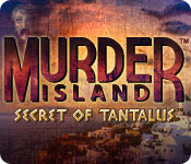 software logic puzzles hidden object mystery software casual games adventure games  Murder Island: Secret of Tantalus