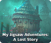 My Jigsaw Adventures: A Lost Story for Mac Game