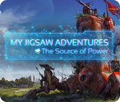 My Jigsaw Adventures: The Source of Power for Mac Game