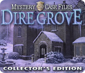 Mystery Case Files : Dire Grove Collector's Edition for Mac Game