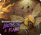 Mystery Case Files: Moths to a Flame for Mac Game