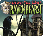 strategy games software hidden object mystery software casual games adventure games  Mystery Case Files: Ravenhearst