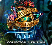 Mystery Tales: Til Death Collector's Edition for Mac Game