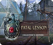 Mystery Trackers: Fatal Lesson Collector's Edition for Mac Game