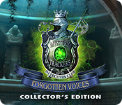 Mystery Trackers: Forgotten Voices Collector's Edition for Mac Game