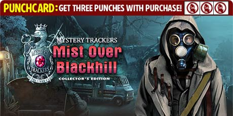 Mystery Trackers: Mist Over Blackhill Collector's Edition