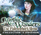 Mythic Wonders: The Philosopher's Stone Collector's Edition for Mac Game