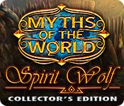 Myths of the World: Spirit Wolf Collector's Edition for Mac Game