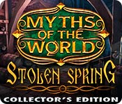 Myths of the World: Stolen Spring Collector's Edition for Mac Game