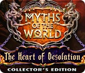 Myths of the World: The Heart of Desolation Collector's Edition for Mac Game