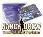 Nancy Drew: The Trail of the Twister for Mac Game