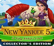 New Yankee in King Arthur's Court 5 Collector's Edition for Mac Game