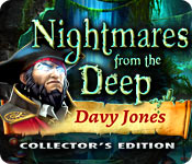 Nightmares from the Deep: Davy Jones Collector's Edition for Mac Game